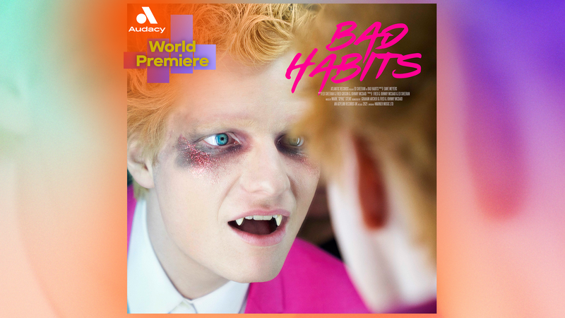 Ed Sheeran 'Bad Habits' Audacy World Premiere