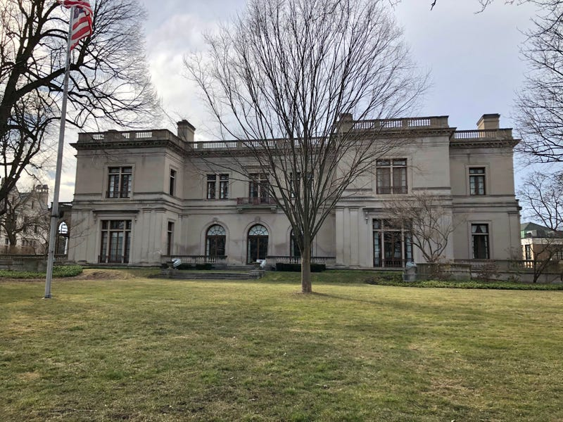 The Grace Millard Knox House at 800 Delaware Avenue in Buffalo has been selected as the Junior League Decorators' Show House