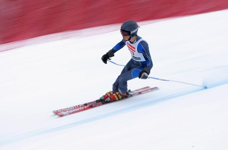 Skier at Winter Park