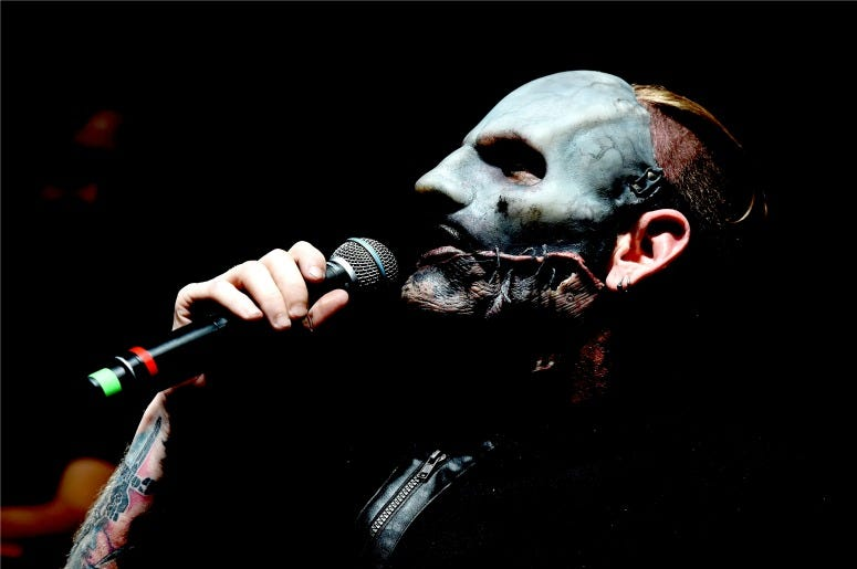 Slipknot Grows, Remains Brutal on 'We Are Not Your Kind'