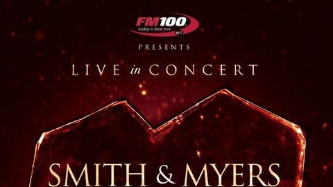 FM100 Presents Smith & Myers