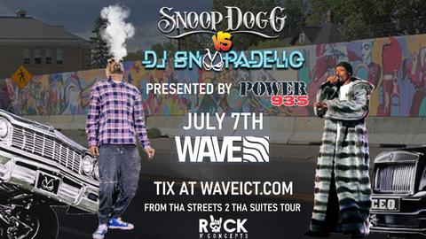 Power 93.5 Presents: Snoop Dogg Vs. DJ Snoopadelic