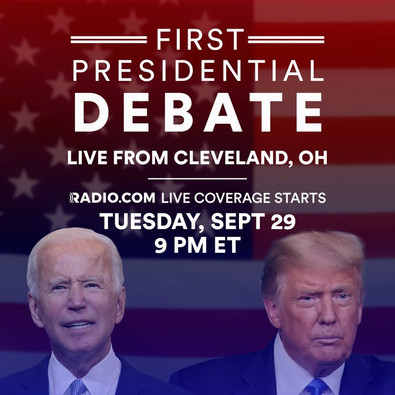 first trump-biden 2020 presidential debate