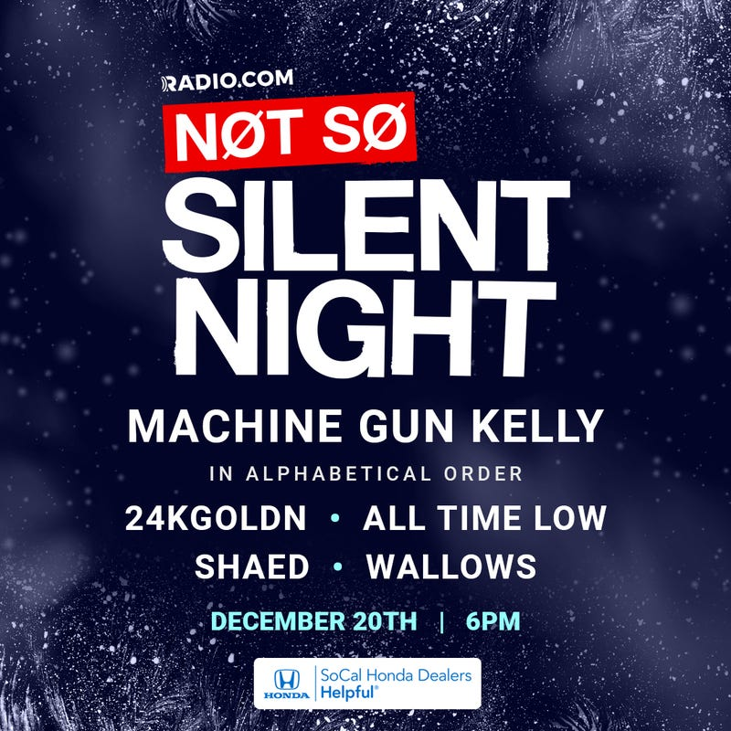Not So Silent Night KROQ