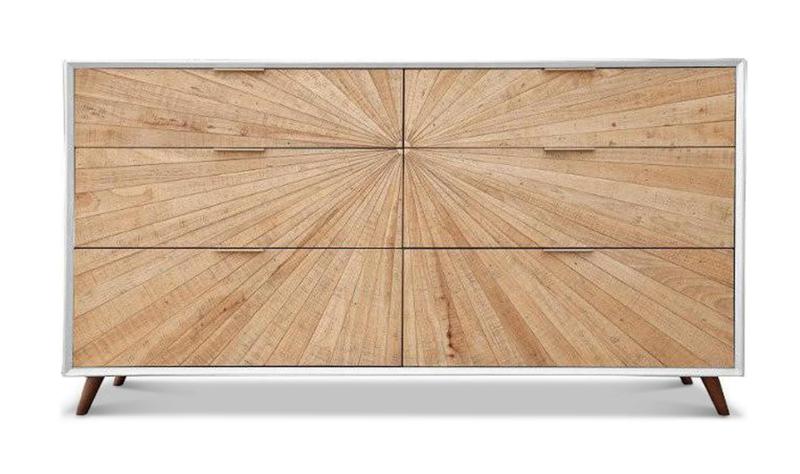 Solara 6 Drawer Dresser