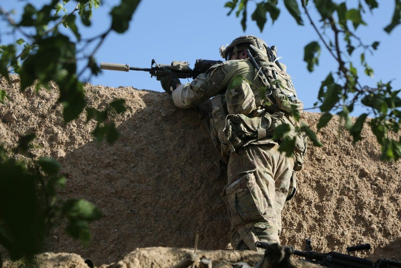 U.S. Special Forces in Afghanistan