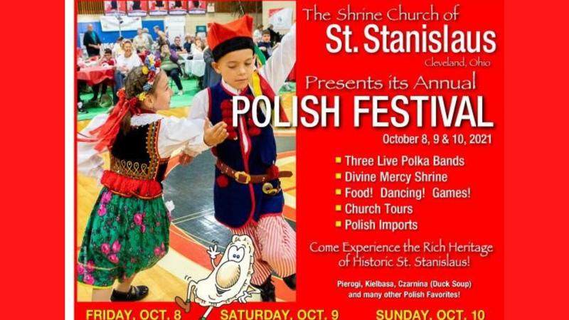 St. Stanislaus Polish Festival