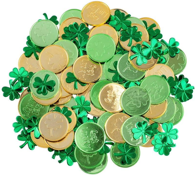 St Patricks Day Table Decorations