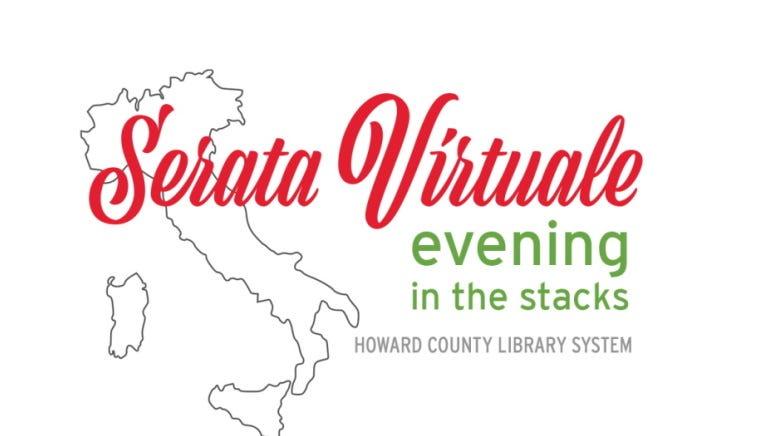 Serata Virtuale - Evening in the Stacks
