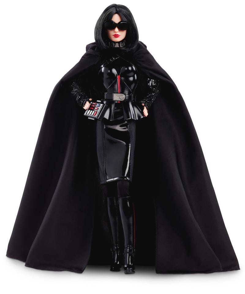 Darth Vader inspired Barbie