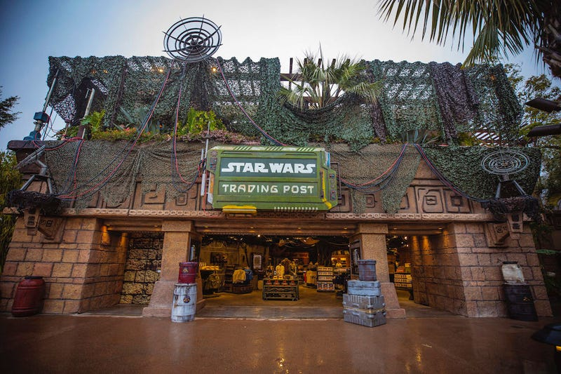 Star Wars Trading Post