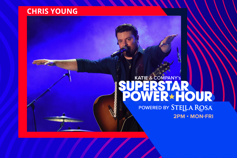 Superstar Power Hour - Chris Young