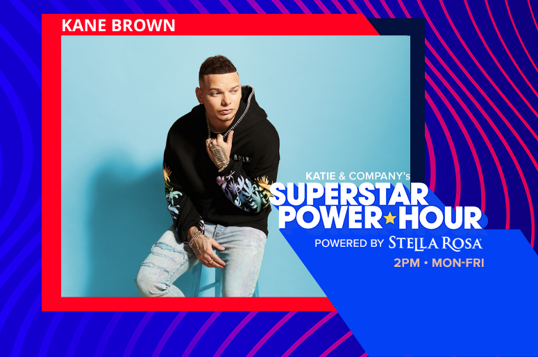 Kane Brown Superstar Power Hour