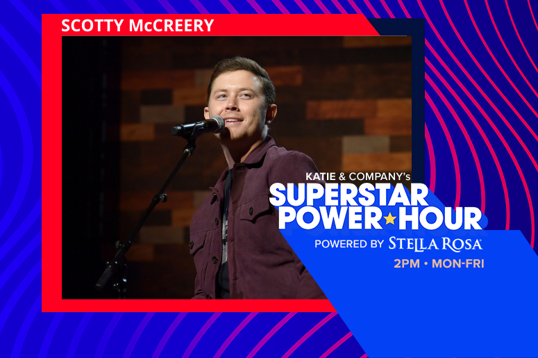 Superstar Power Hour with Scotty McCreery