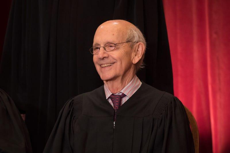 Stephen Breyer © Jasper Colt, USAT, USA TODAY Own via Imagn Content Services, LLC