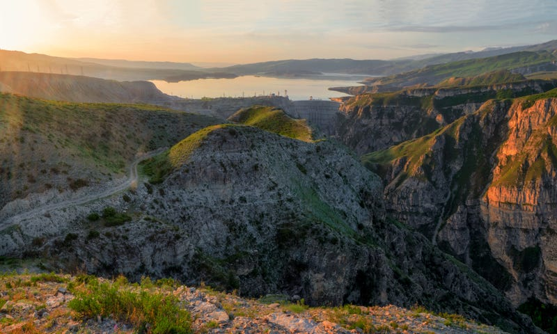 Sulak Canyon