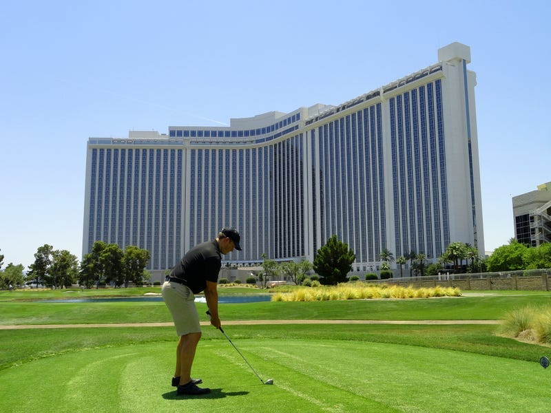Gwynn & Chris: Win a trip to Westgate Las Vegas, including hotel stay and golf