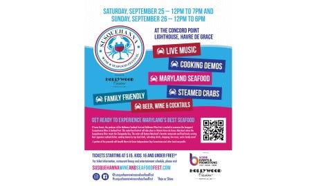 Susquehanna Wine & Seafood Fest