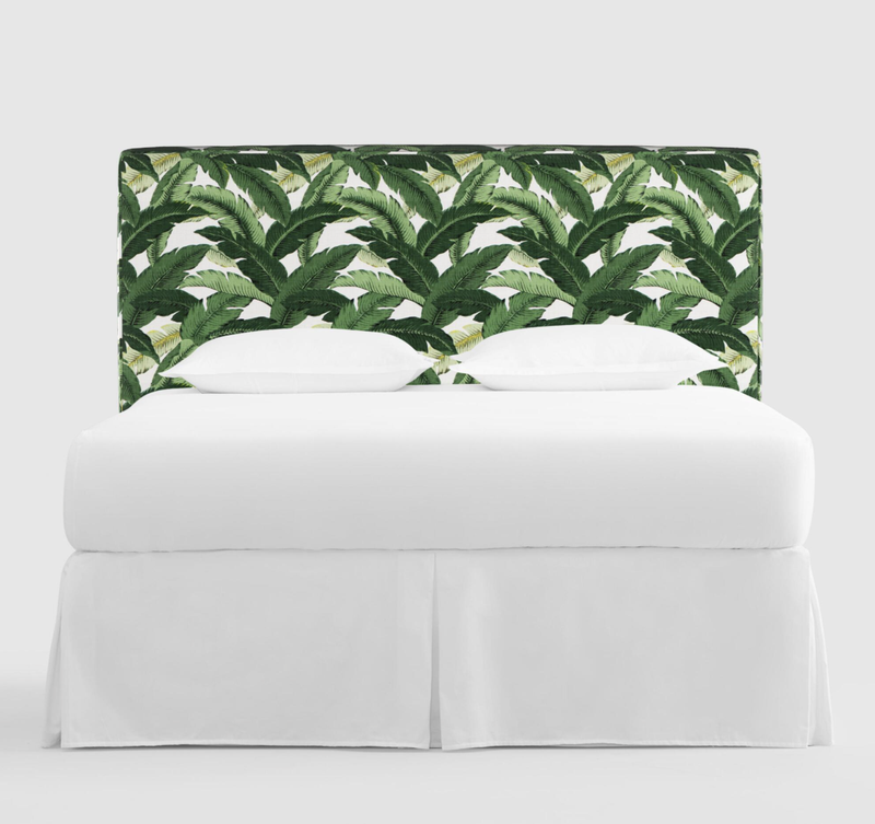 Swaying Palm Loran Upholstered Headboard
