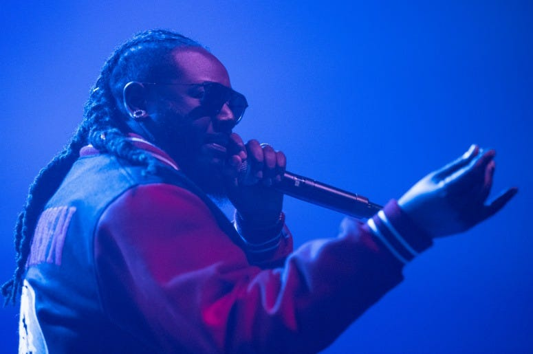 T-Pain Throws a Baller Birthday Party for His Dog in New Video