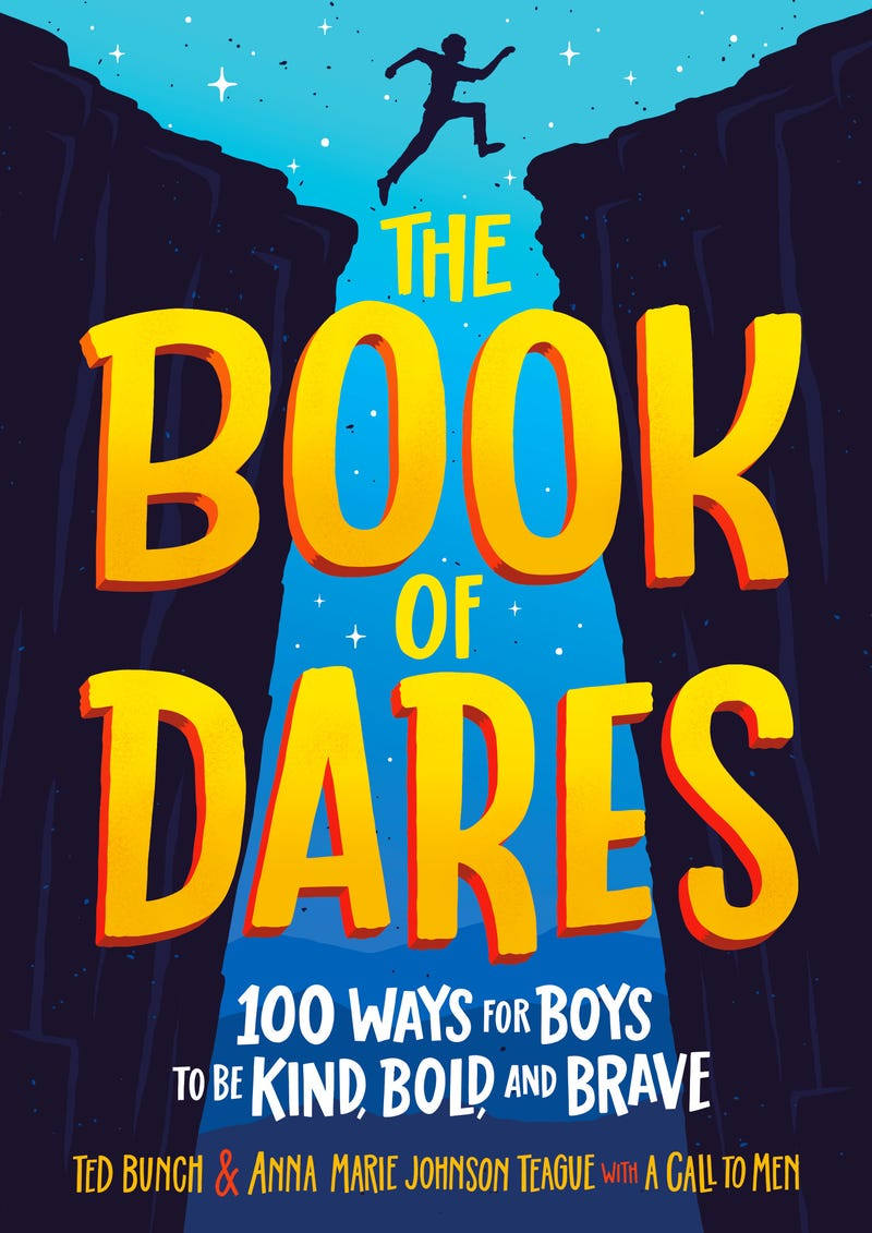 Book of Dares jacket cover