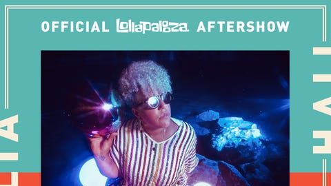 Brittany Howard Lolla Aftershow