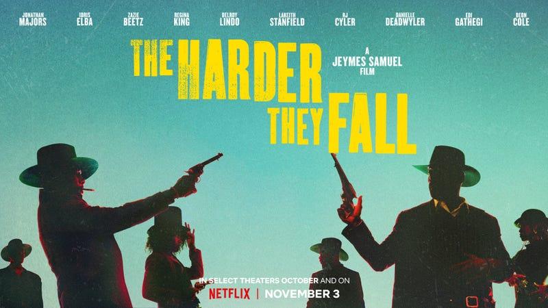 The Harder They Fall Virtual Netflix Screening
