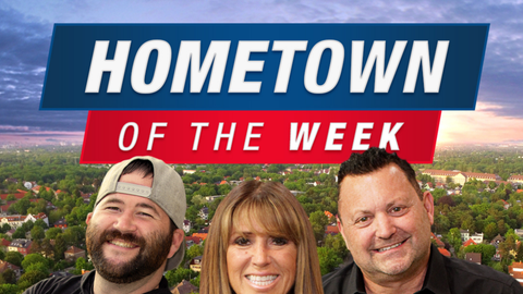 99.5 WYCD for the Hometown of the Week