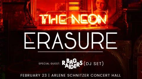 Erasure - The Neon Tour