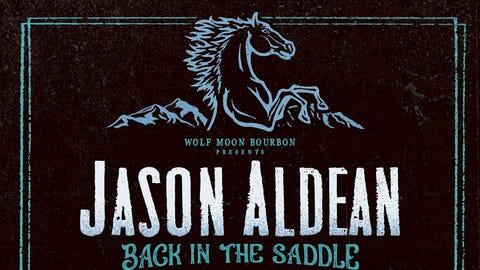 "Jason Aldean ""Back in the Saddle"" Tour"