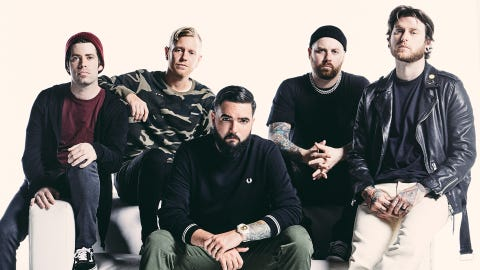 A Day To Remember: The Re-Entry Tour