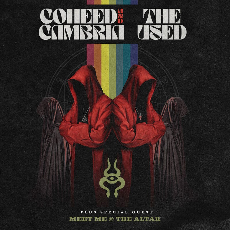 Coheed and Cambria The Used