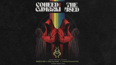 Coheed and Cambria & The Used