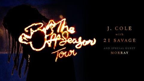 J. Cole - The Off Season Tour