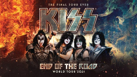 KISS - The Final Tour Ever