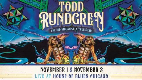 Todd Rundgren 11.1.21