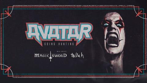 99.9 KISW Presents: Avatar - Going Hunting