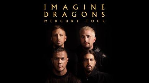Imagine Dragons - Mercury Tour