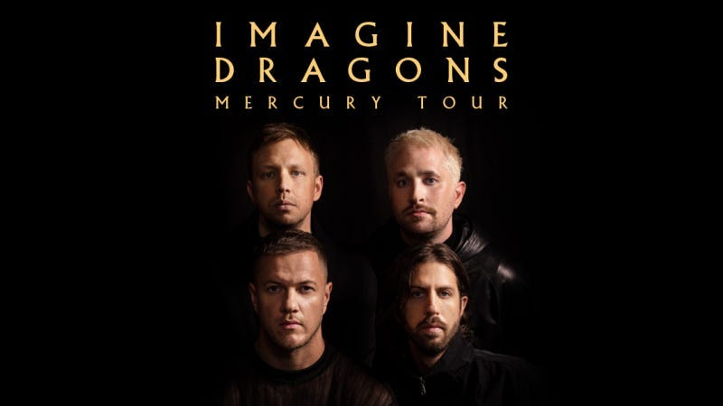 Win Imagine Dragons Tickets From Derric!