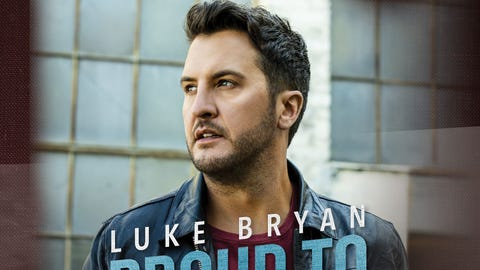 """Luke Bryan """"Proud To Be Right Here"""" Tour - FivePoint Amphitheatre"""