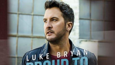 "Luke Bryan ""Proud To Be Right Here"" Tour - Staples Center"