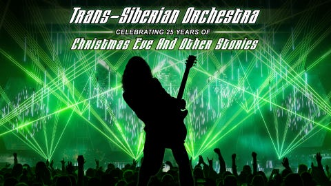 Trans-Siberian Orchestra (TSO) is headed back to Golden 1 Center