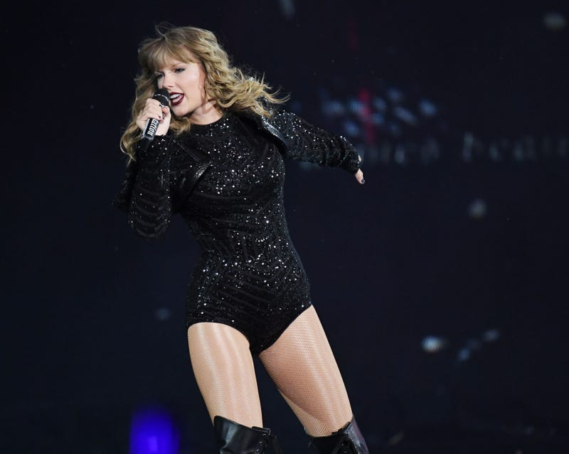 Taylor Swift's Reputation Tour Crushes Record for Highest Grossing