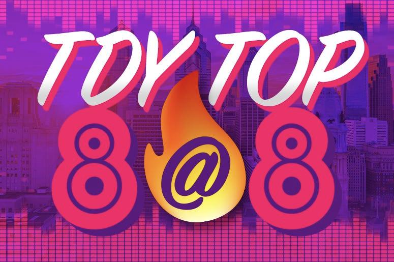 TDY Top 8 at 8