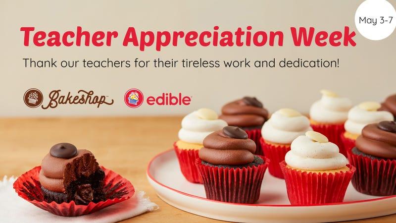 Edible Arrangements Teacher Appreciation Week