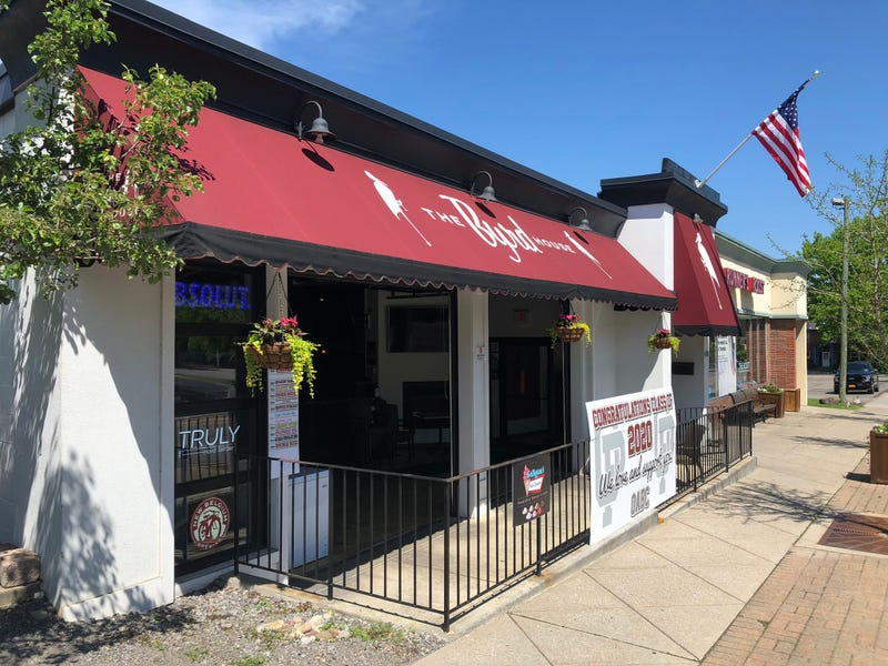 The Byrd House in Orchard Park, one of the nearly 100 restaurants suing New York State over its orange zone restrictions. June 4, 2020