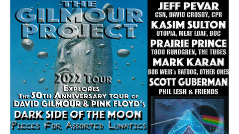 The Gilmour Project