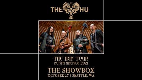 The Hu - The Hun Tour
