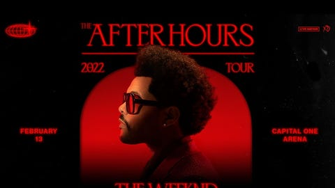 The Weeknd 'After Hours' Tour