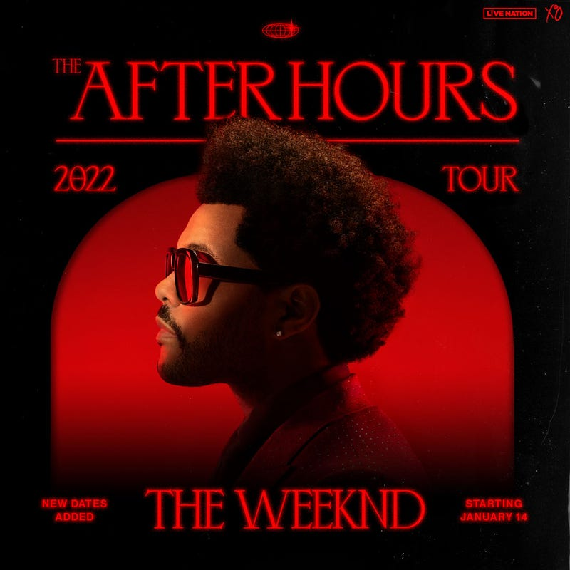 The Weeknd: The After Hours Tour